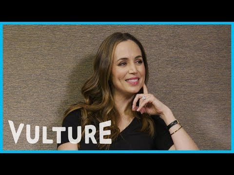 Eliza Dushku Recalls Her Most Unexpected  Encounter