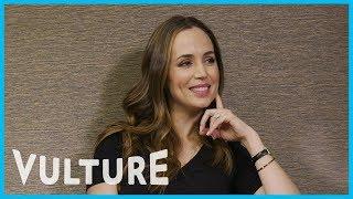 Eliza Dushku Recalls Her Most Unexpected Fan Encounter