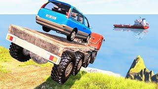 Off Road Crashes & Fails #41 – BeamNG Drive   CrashBoomPunk