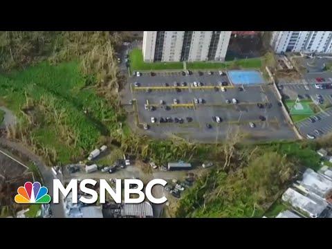 San Juan Mayor On President Donald Trump's Tweet: 'Oops He Did It Again' | Hallie Jackson | MSNBC