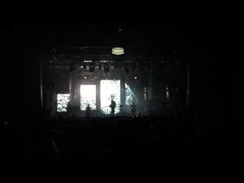 "Bonobo ""7th Sevens"" - live in Milan @Fabrique"