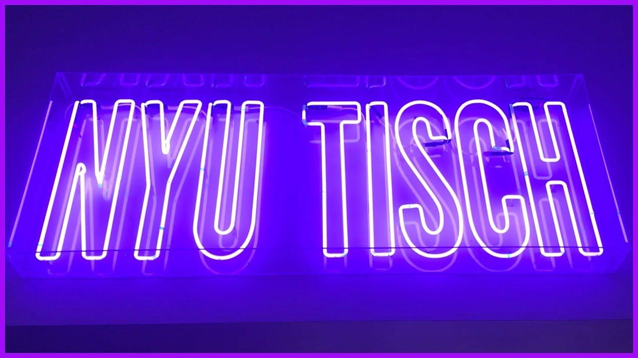 INSIDER TOUR OF NYU TISCH