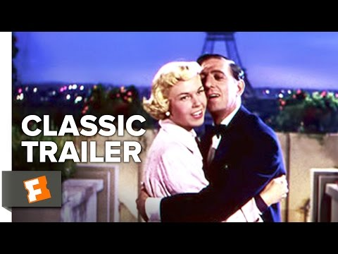 April In Paris 1952  Trailer  Doris Day, Ray Bolger Musical Movie HD