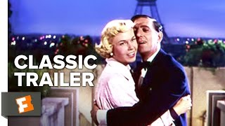 April In Paris (1952) Official Trailer - Doris Day, Ray Bolger Musical Movie HD