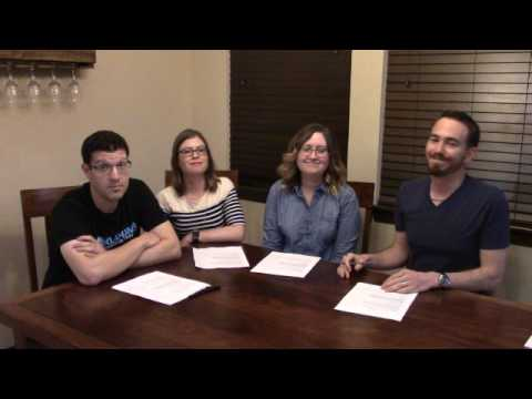 """The """"Chit"""" Chat Episode #1 - 5 Reasons Board Games are Better than the 90s!"""