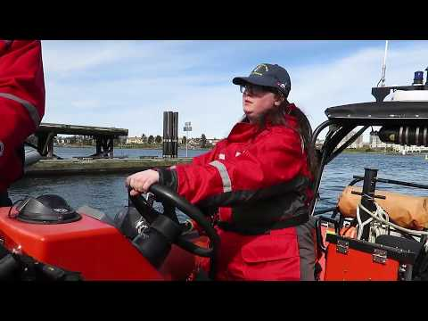 Canadian Coast Guard Youth Boot Camp Program