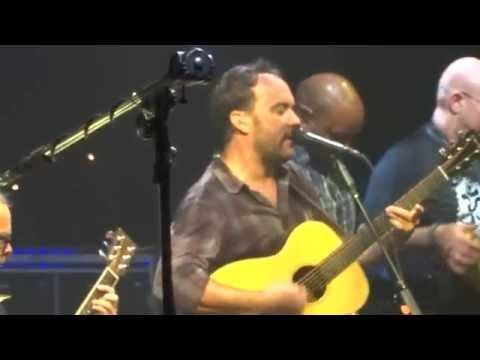 Dave Matthews Band - Live in St. Paul MN - Xcel Energy Center 2015 (HD)