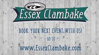 Why Essex Clambake Catering?