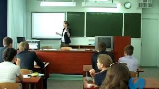 Учитель года- 2012. Некрасова Л.А. Урок в незнак. классе