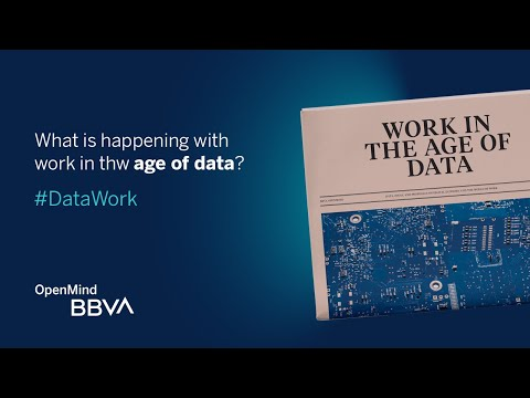 Work in the Age of Data (booktrailer)   OpenMind