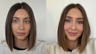my everyday 5 minute makeup tutorial (super easy)