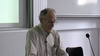 William Labov - at the University of York 2013