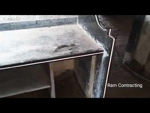 Black Granite Kitchen Platform Design White Marble Patti Design Granite Design Granite Flooring Desi