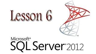 Урок 6 : Встроенные оператора PIVOT и UNPIVOT - MS SQL