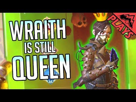Wraith is still Queen - Apex Legends Gameplay