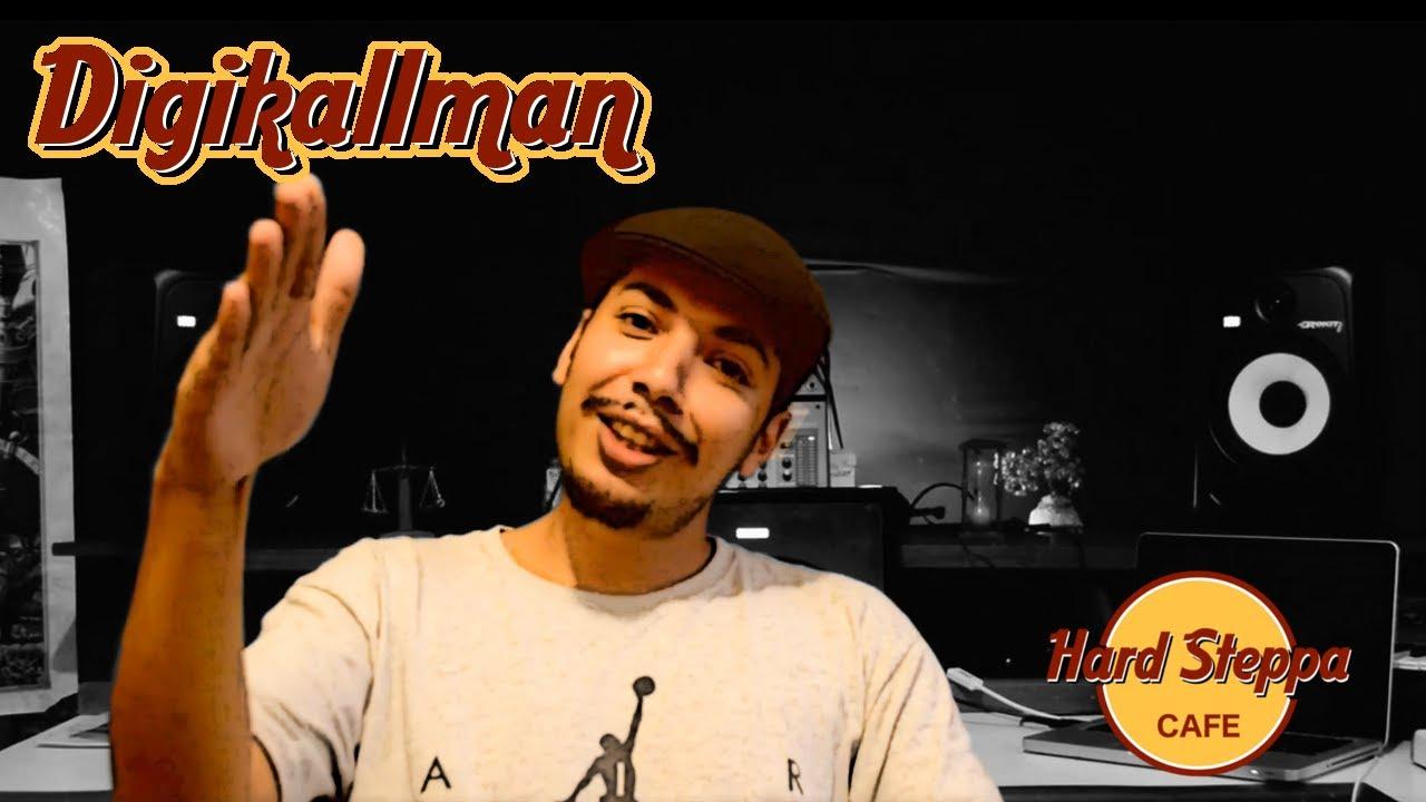 Hard Steppa Café Entrevistas #32: Digikallman (Confrere massive)