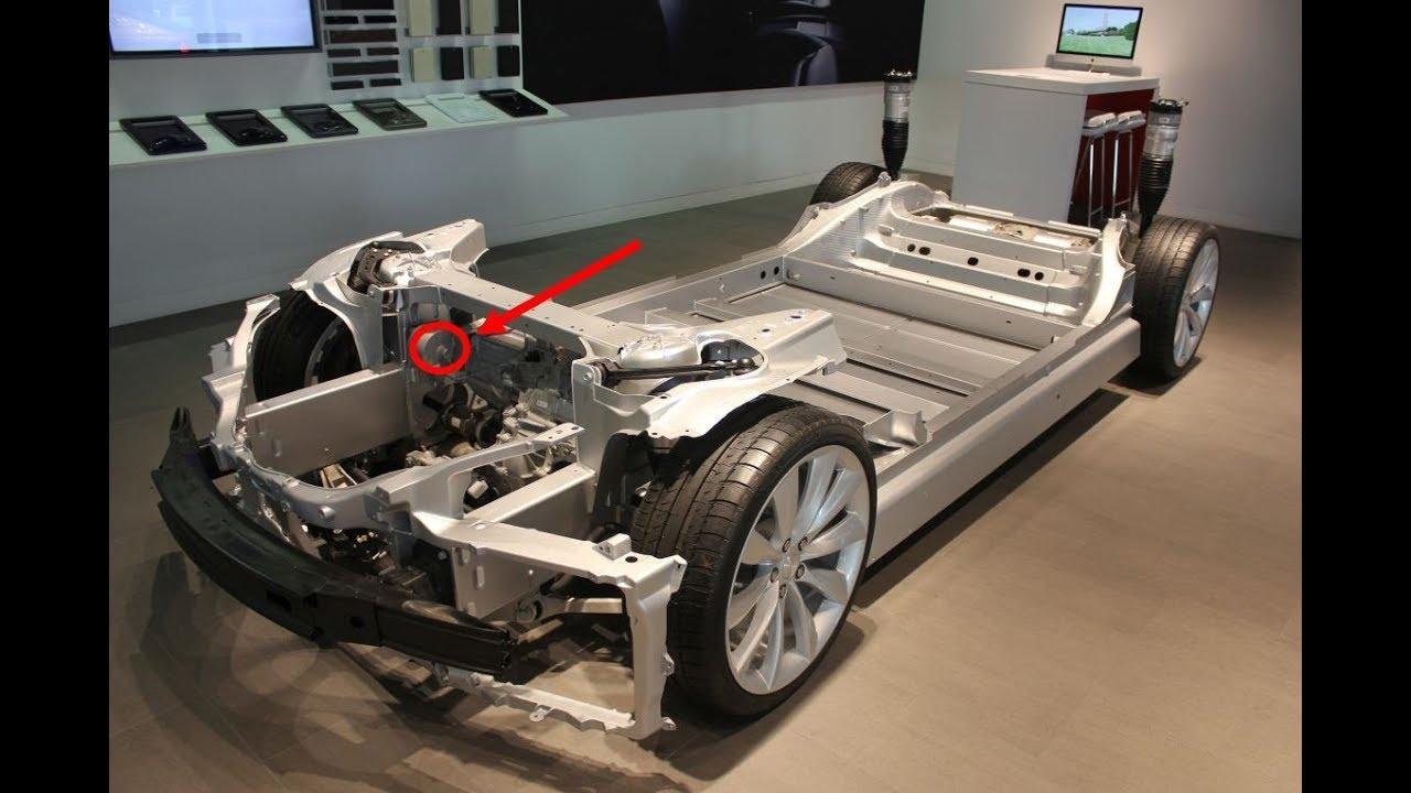 Tesla Chis Skateboard Model