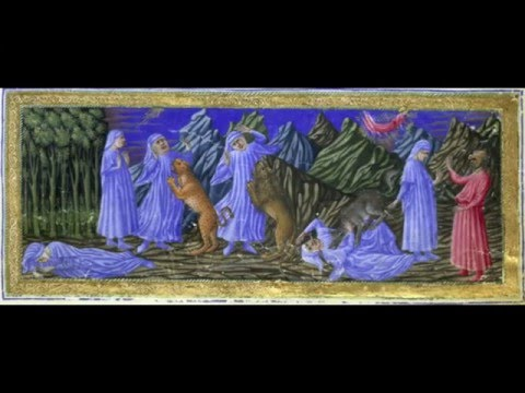 The Divine Comedy: Inferno (1320) by Dante Alighieri