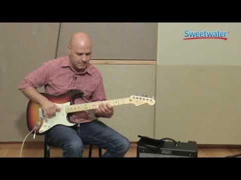 Fender American Deluxe Strat Plus Guitar Demo - Sweetwater Sound
