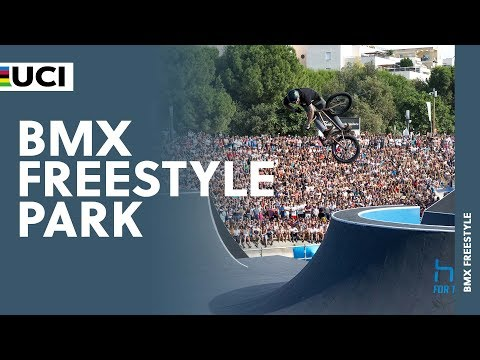 BMX: What is BMX Freestyle Park ?