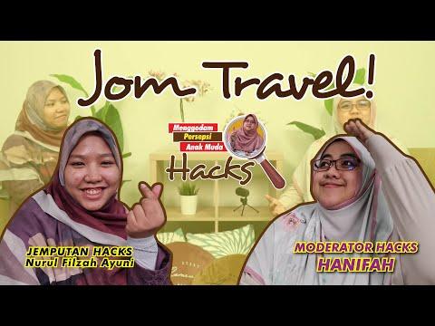 5 | Tip travel 18 negara dengan bajet kecik? Boleh ke? Jom HACKS!