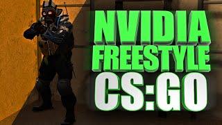 nvidia Freestyle - НАСТРОЙКА ДЛЯ КС ГО  ЦВЕТОКОР В CS GO  Сочная, яркая и насыщенная графика