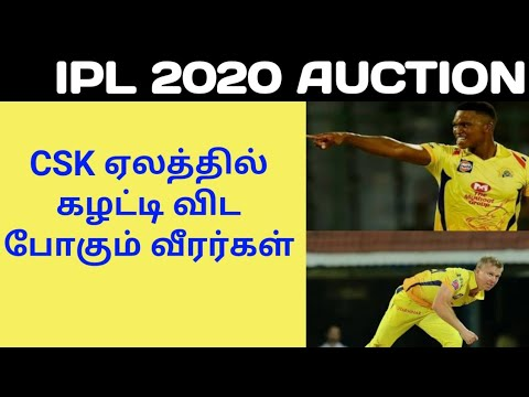 players-csk-might-release-ahead-of-the-auction-|-ipl-2020-|-ipl-auction