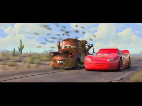 Cars 30k >> Pixar: Cars - original 2005 teaser trailer (HQ) - YouTube