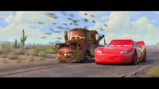 Pixar: Cars - original 2005 teaser trailer (HQ)