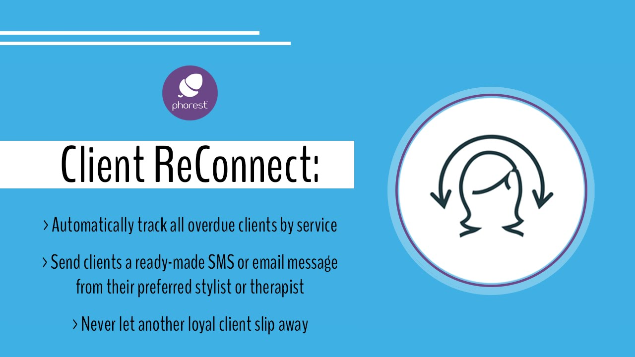 Getting Clients Back With SMS Message Templates -The Phorest