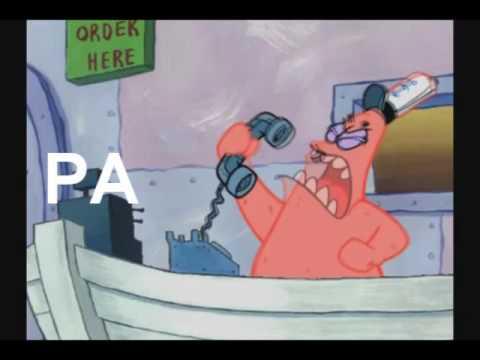 This is Patrick: Sparta Mega Remix V2
