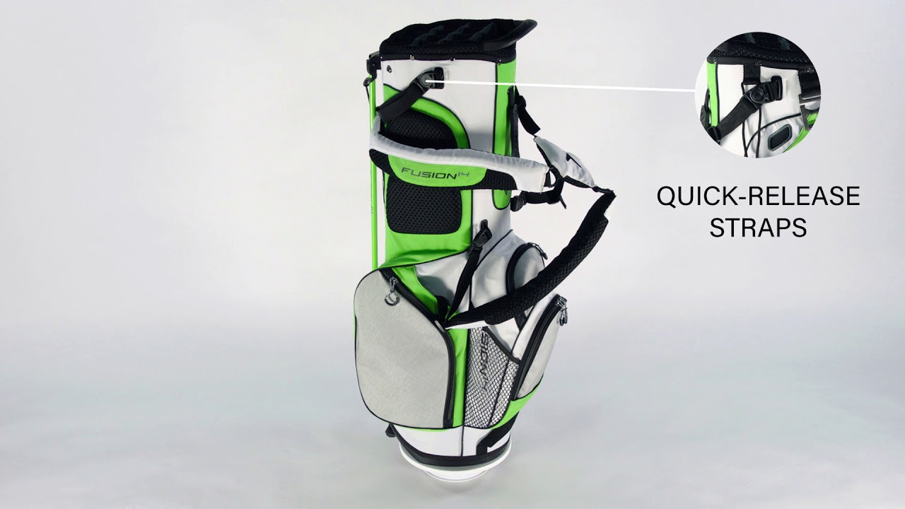 ever popular huge inventory crazy price Callaway Fusion 14 Golf Stand Bag Product Video - Carl's Golfland ...