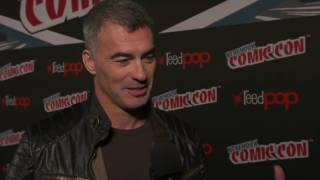 JOHN WICK 2 Chad Stahelski New York Comic Con SOUNDBITES