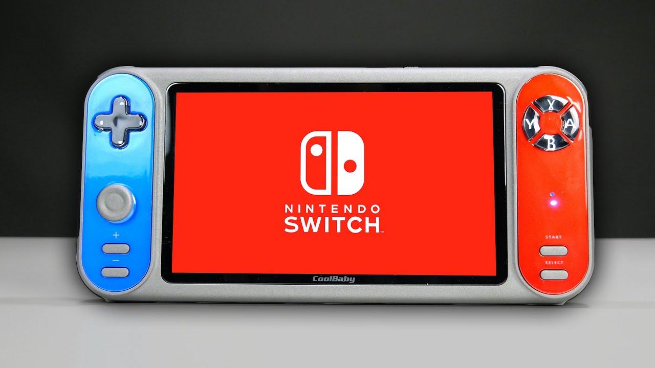 Unboxing FAKE Nintendo Switch