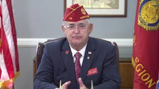 American Legion remembers veterans in care facilities