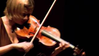 Alina Ibragimova  J.S. Bach:Gigue  Violin Partita No.3 in E major BWV 1006