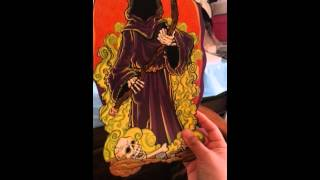 This video is not available. Halloween cutouts collection