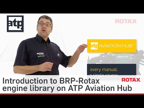 Rotax TOOL TIPS #17 -  Introduction to BRP-Rotax engine library on ATP Aviation Hub