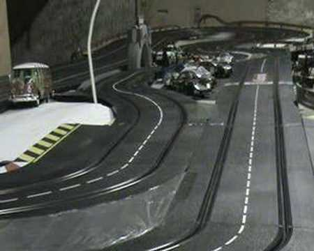 slot car carrera bahn privat ninco fly