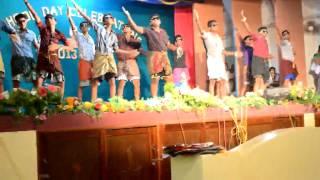 """Shanthamee Rathriyil"" with Malayalam Fusion"