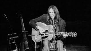 Neil Young - Harvest (First Time Played Live)