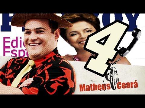 Matheus Ceará - Responde #4 - Quem Você Gostaria De Ver Pelado(a) ?