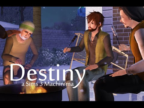 Destiny - Sims 3 Machinma