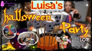 Luisa's Halloween Party | HASBRO Yellies