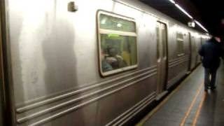 Train Action In Herald Square - 34th Street Part 7