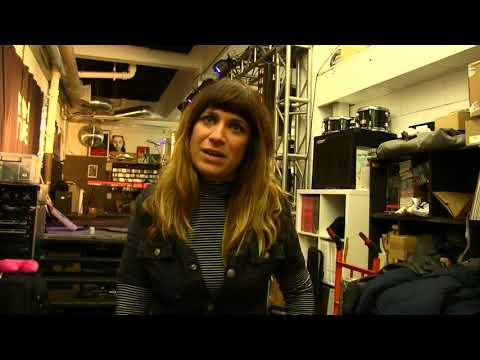 NICOLE  ATKINS  LIVE @ ROUGH TRADE EAST E1/INTERViEW