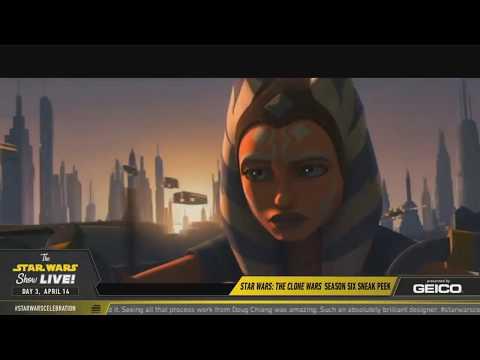 Звездные Войны: Войны Клонов - 7 сезон трейлер №2 на русском ТО «Sky Voices» (Celebration 2019)