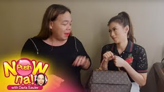 Push Now Na: Alex Gonzaga Bag Raid