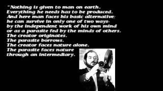 Ayn Rand - The Fountainhead (Part 1)