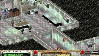 Fallout 2 Прохождение 013 Военная база Сьерра Часть 2